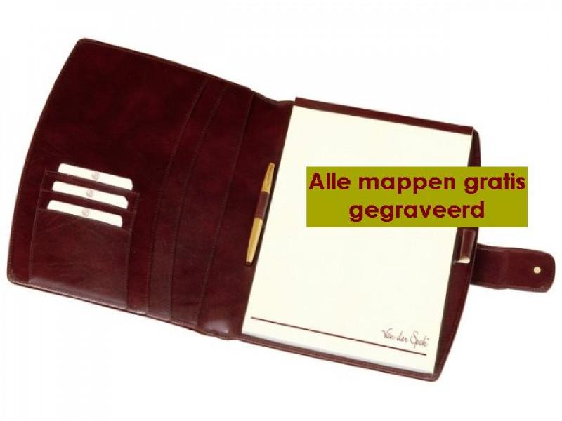 Leren Schrijfmap A4 Apeldoorn
